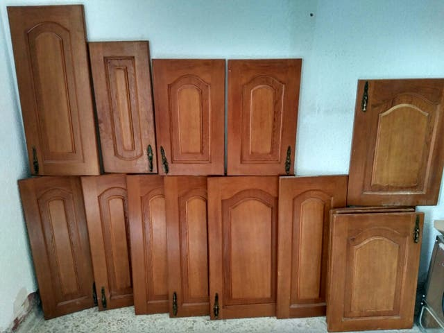Puertas armarios de cocina de segunda mano por 60 € en L\' Hospitalet ...