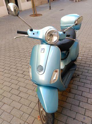 ciclomotor Vespa