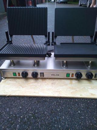 grill alta velocidad para hostelería