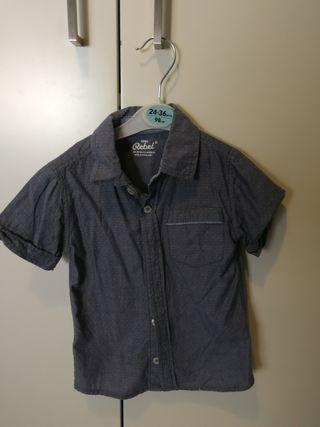 Blusa, camisa de niño