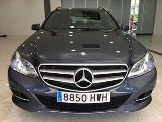 Mercedes-Benz Clase E 2014 FULL EQUIP