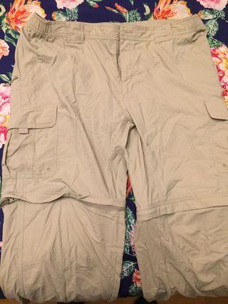 Pantalón de aventura COLUMBIA XL