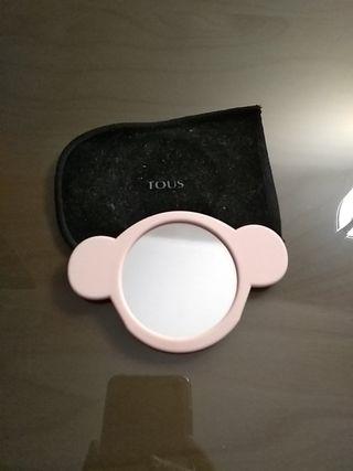 Espejo de bolsillo Tous