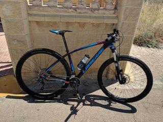 bicicleta Lapierre pro race 29 carbono