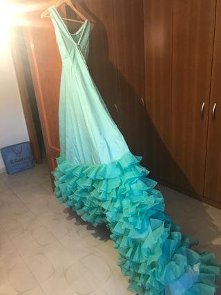 Vestido flamenca talla 13 - 14 años