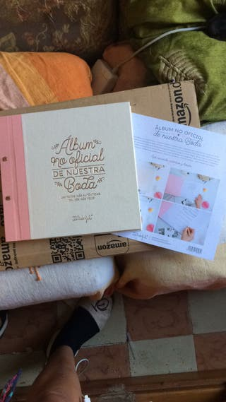 Album boda MrWonderful