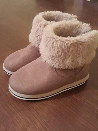 botas invierno N°25