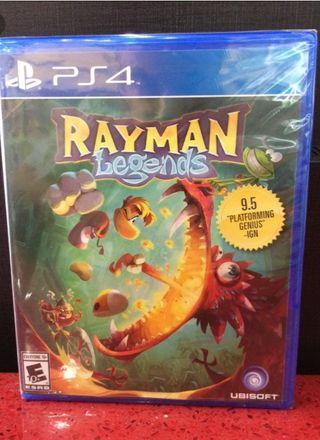 Raiman legends ps4