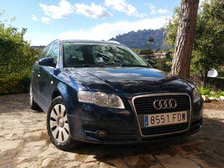 Audi A4 que se vende por no usar