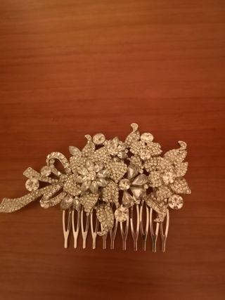 Broche de novia
