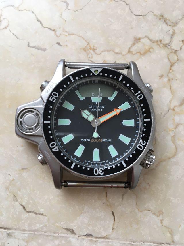 28889be6e1d9 Reloj Citizen Promaster Aqualand de segunda mano por 170 € en ...