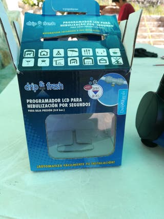 programador LCD para nebulización por segundo nuev