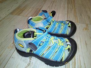 sandalias niño keen waterpolo nuevas