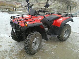 ATV HONDA FOURTRAX trx350