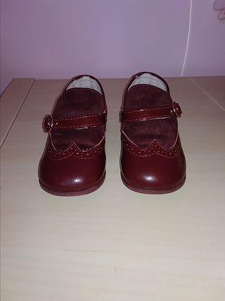 zapatos niña N 20