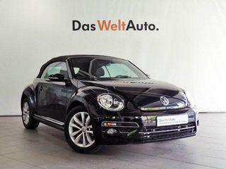 Volkswagen Beetle Cabrio 2.0 TDI Design BMT 81 kW (110 CV)