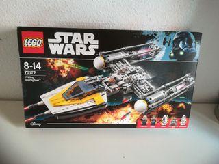 Caja Lego Star Wars