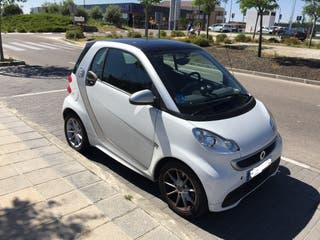 Smart Fortwo Electric Drive Coupé.
