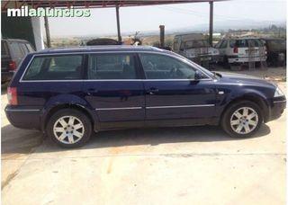 Volkswagen Passat 2.5 TDI (2006)