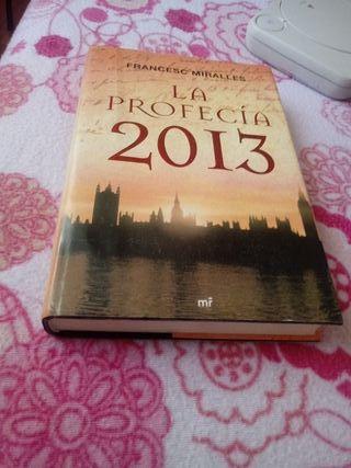 libro la profecia