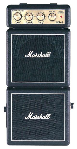 Marshall ms-4 mini amplificador