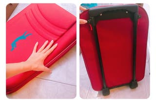Maleta de cabina y neceser maletín (OFERTA)