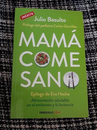 """libro """"Mama come sano"""""""