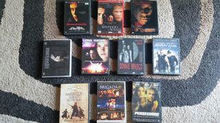 Colección DVD Variada