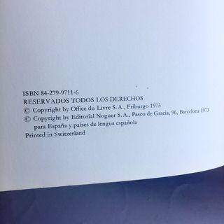 Dibujos De Goya: Los Álbumes 1973
