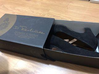 zapatos de flamenca D'pertiñez