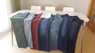 7 Pantalones largos + 2 de regalo