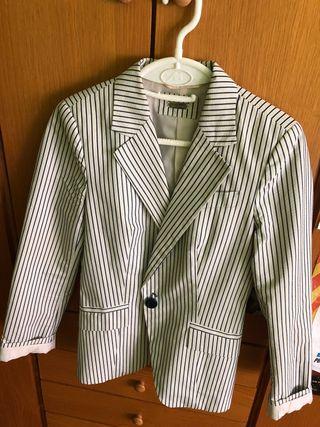 Chaqueta de traje de Zara