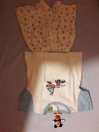 269. Pijama conjunto verano 6 meses