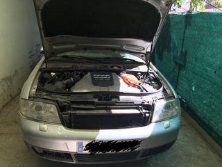 Faros xenon Audi a6 2001
