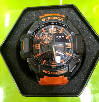 Casio g shock GA 1000