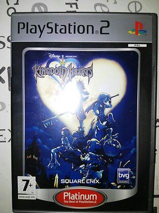Kingdom Hearts Play Station 2