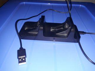 cargador USB mandos ps4