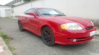 Hyundai Coupe ((ALGO NEGOCIABLE))