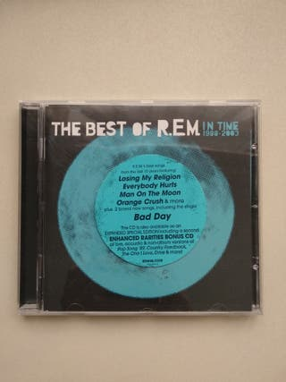 Cd REM - The best of REM in time 1988-2003