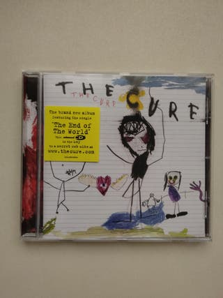 Cd The Cure - The Cure