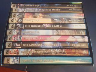 10 juegos PC
