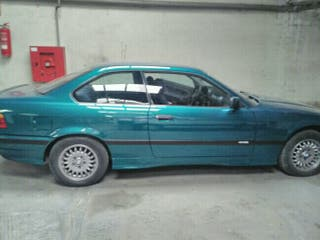 BMW e36 coupe 18IS