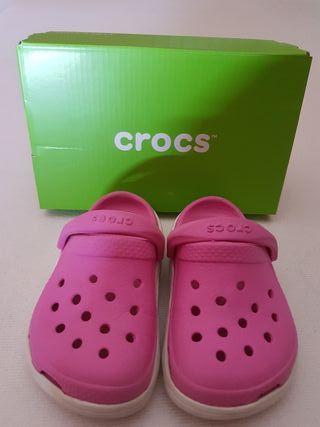 zuecos crocs niñ@