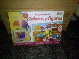 Jugamos a Colores y Figuras
