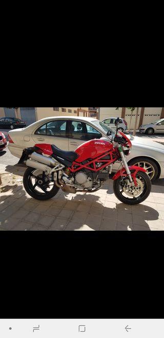 Ducati Monster s2r 800, 2007