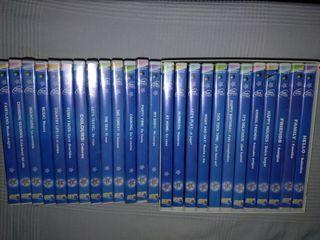 DVDs Magic English