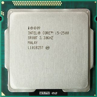 Intel Core i5 2500 3.30GHz - CPU -Turbo 3.7Ghz-