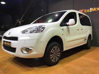 Peugeot Partner 2013 tepee 4x4 5 plazas