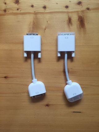 Adaptador VGA / DVI Apple