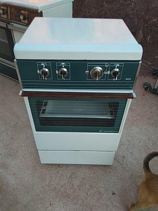 antigua cocina gas vintage
